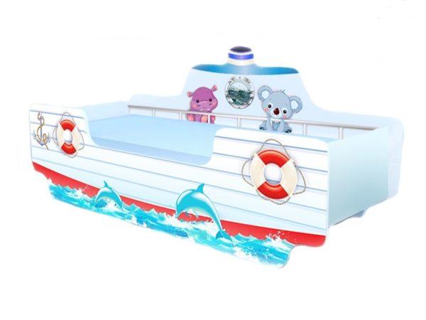 Кровать Кораблик 3