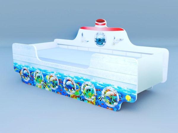 Кровать Кораблик 1