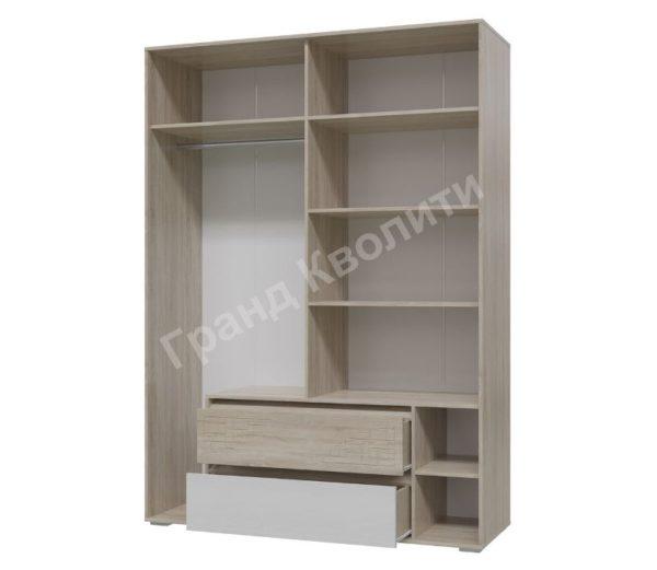 Шкаф 4-х дверный Мальта 4-4811
