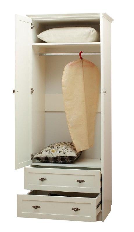 НМ-009.16 Прованс Шкаф для одежды