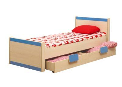Кровать одинарная Лайф-4