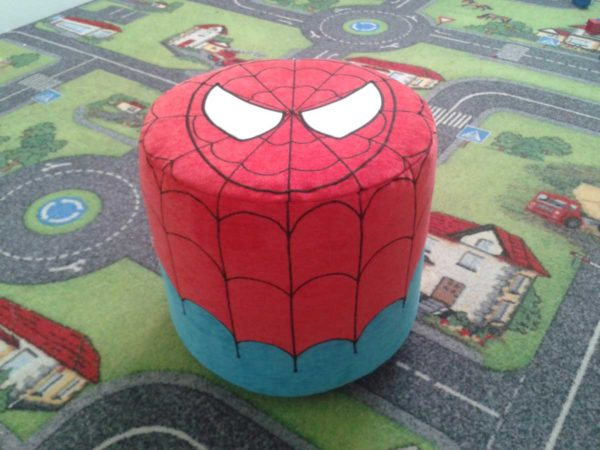 Пуфик Человек-паук