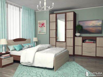 Спальня Рива 2 №1