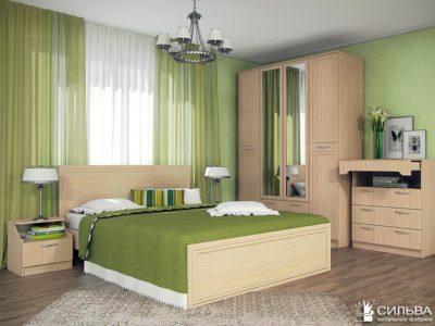 Спальня Браво дуб девонширский