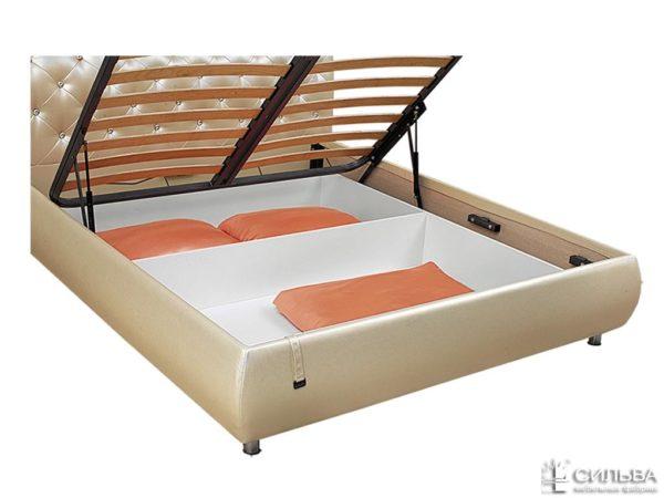 """Кровать """"Эмили"""" 1600"""