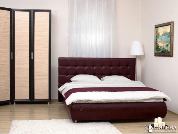 """Кровать """"Жаклин"""" 1600"""