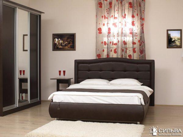 """Кровать """"Каролина"""" 1400"""