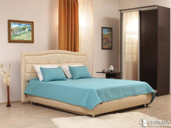 """Кровать """"Каролина"""" 1600"""