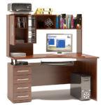 Компьютерный стол КСТ-104 + КН-14