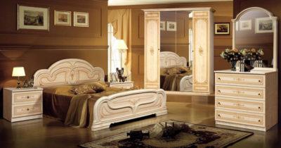 Спальня Европа 11