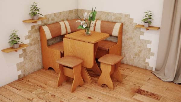 Кухонный набор Тюльпан-мини