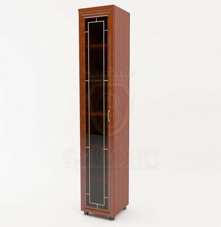 Шкаф витрина 1 дверь 400