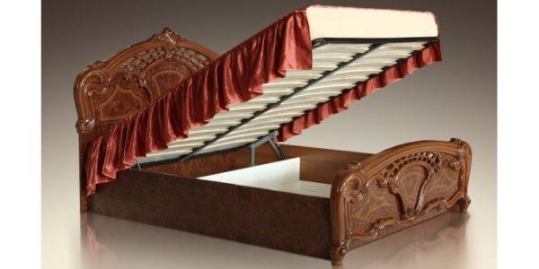 Кровать с подъёмным механизмом Карина-5