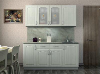Кухонный гарнитур Трапеза Классика 1700 Арка