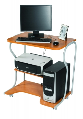 Стол компьютерный Практик-4