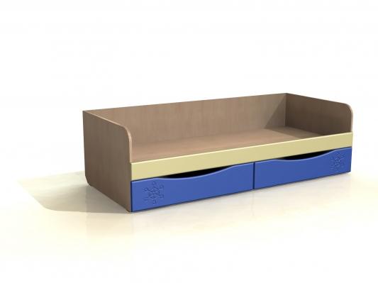Кровать с ящиками ДК-11