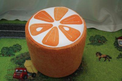 Пуф Апельсин