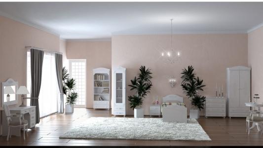 Мебель для жилой комнаты Ассоль
