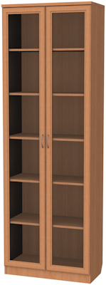 Шкаф для книг Гарун 224