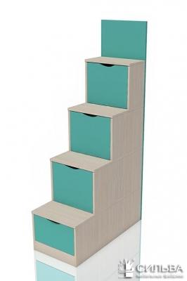 "Лестница с ящиками НМ 011.64 ""Рико"""