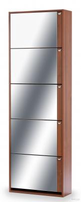 Обувница Комфорт К-5S с зеркалом