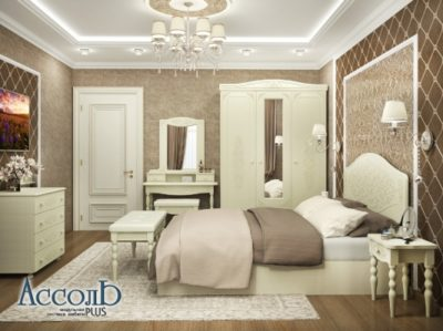 Спальня Ассоль Плюс 1