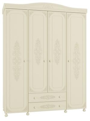 Шкаф комбинированный Ассоль Плюс АС-28
