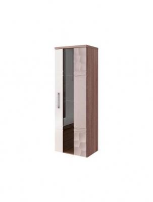 Шкаф-витрина малый универсальный Мокко 33.04