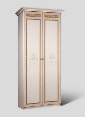 Шкаф 2-х ств. для платья К3М-2