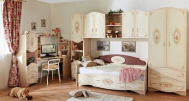 Детская комната Лаура4