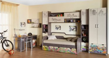 Детская комната Сити5