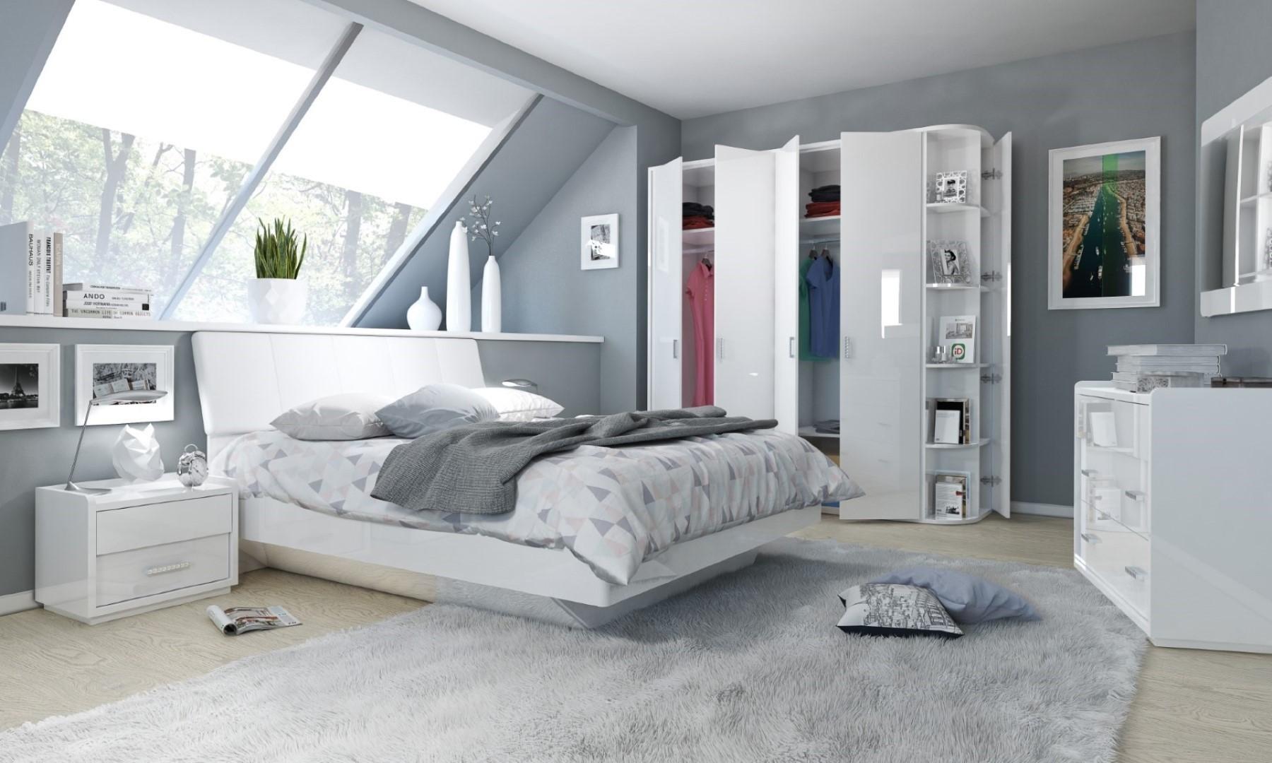 все спальня белла белая фото изображения
